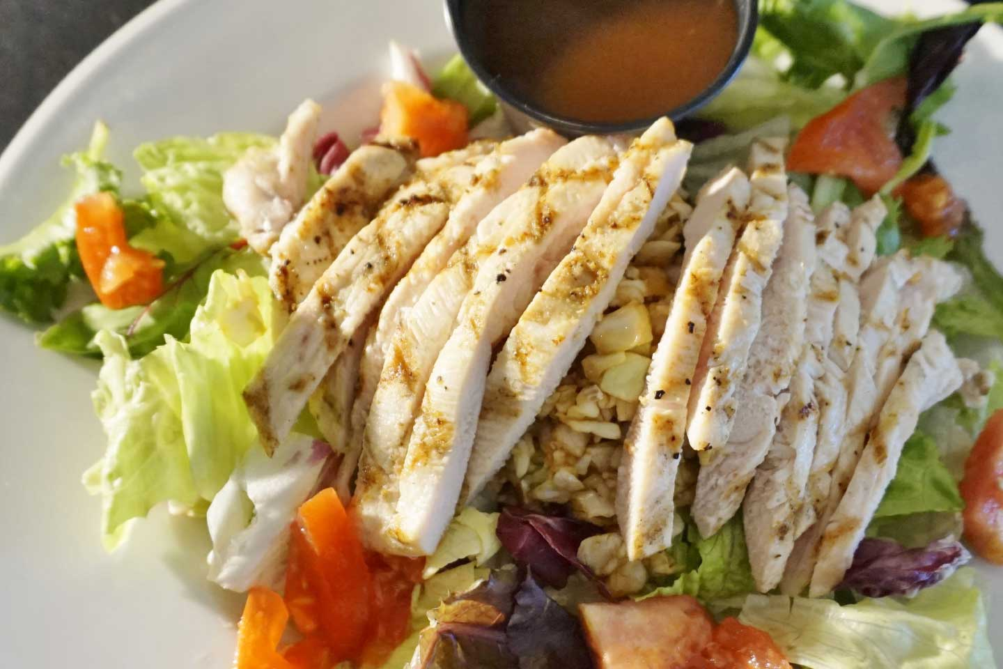 Rum Bay Chicken Salad