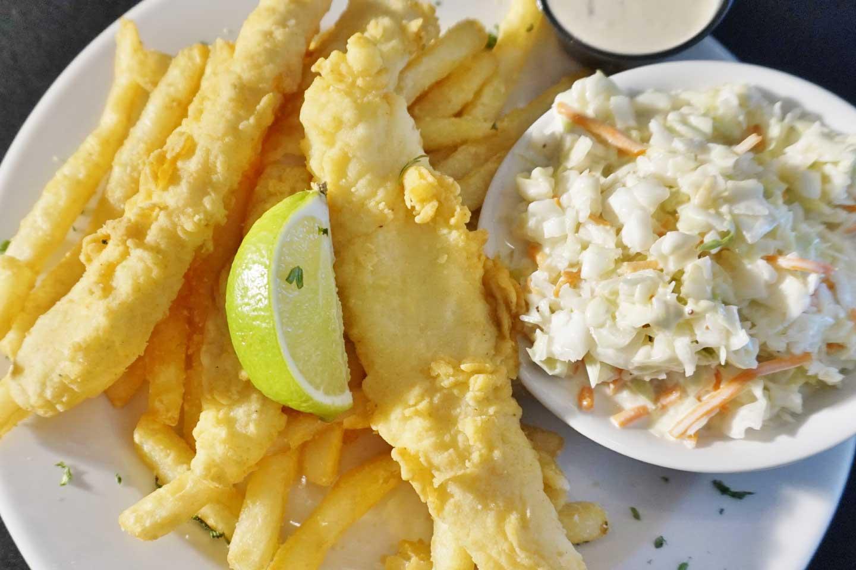 Rum Bay Fish